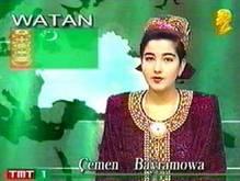Cockroach sacks dozens of TV reporters in Turkmenistan