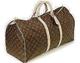 Mikhail Gorbachev advertises Louis Vuitton bags to make his living